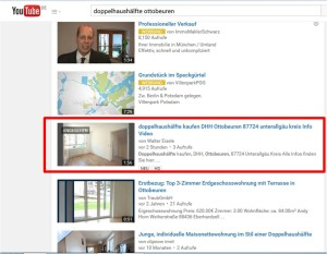 Top Ranking bei YouTube