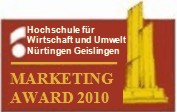 Marketing Award 2010