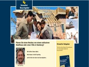 Verkaufsoptimierte Homepage