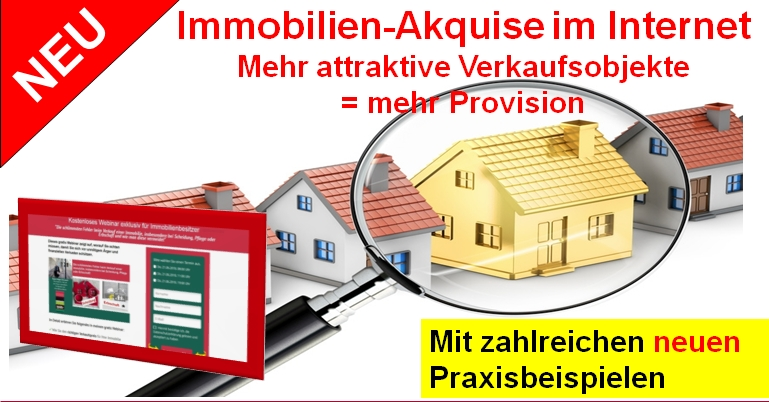 Immobilien-Akquise